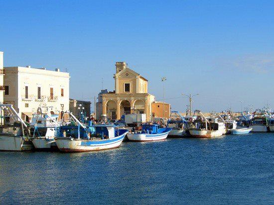 Mare e Paranze: le imbarcazioni tipiche di Gallipoli
