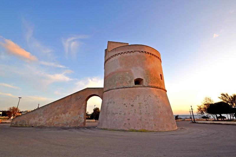 Torre Suda Racale, Lecce