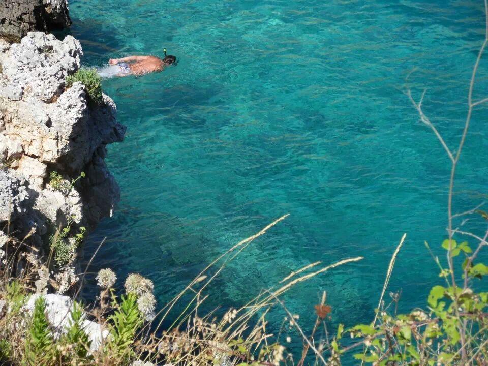 Mare di Torre Suda per vivere una bella vacanza nel Salento