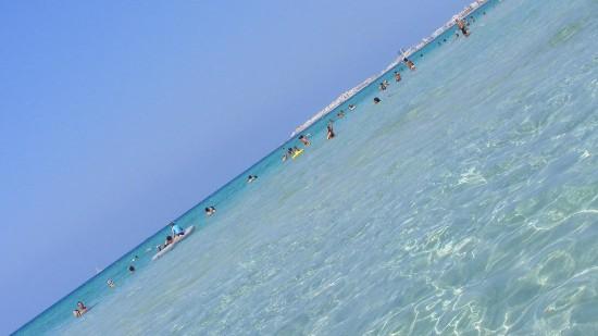 Mare Mancaversa, Lecce