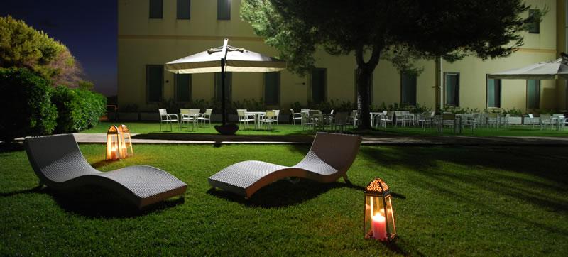 Vacanza Relax all'Hotel Oasi Madonna di Roca