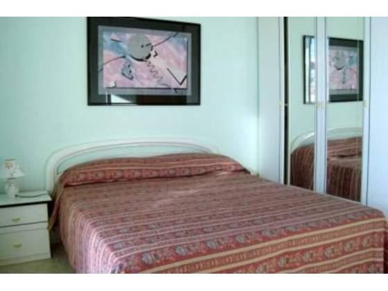 camera da letto per dormire in vacanza a Castro marina (Puglia)