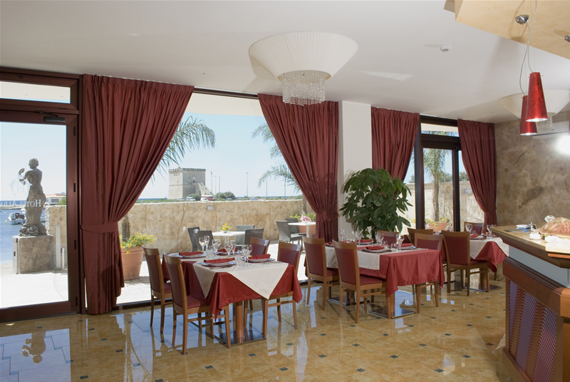 Ristorante Hotel Alba Torre Lapillo, Lecce