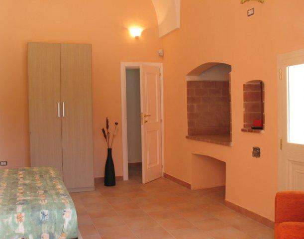 Particolare della camera B&B Tenuta Doxi Sannicola - Gallipoli, Lecce