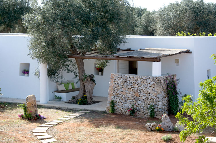 Prospetto Resort I Mulicchi Specchia, Lecce