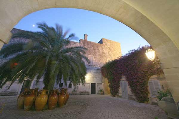 La Sera a Masseria Appidè Corigliano d'Otranto, Lecce