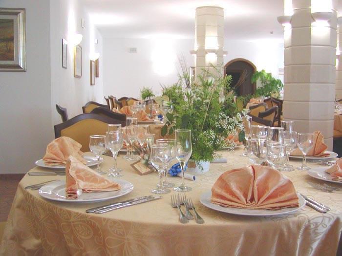 ottima cucina nel ristorante di pesce a Castro marina (Salento)