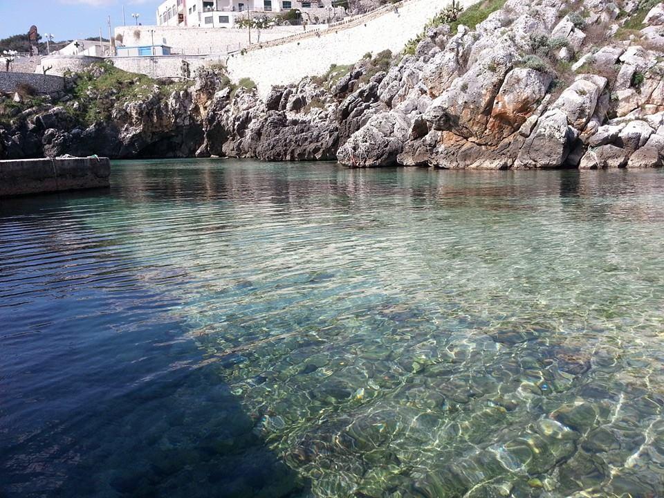 mare cristallino a castro marina (Salento)