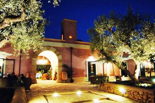 Esterno Masseria Pisciani torchiarolo Brindisi, alto salento Puglia