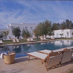Bordo Piscina Masseria Montelauro Otranto, Lecce