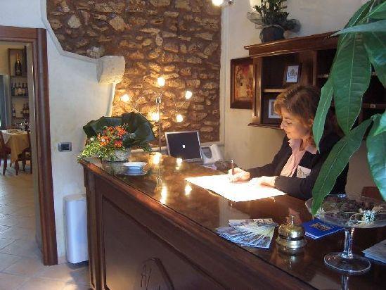Reception Antica Locanda Porta Terra, Racale