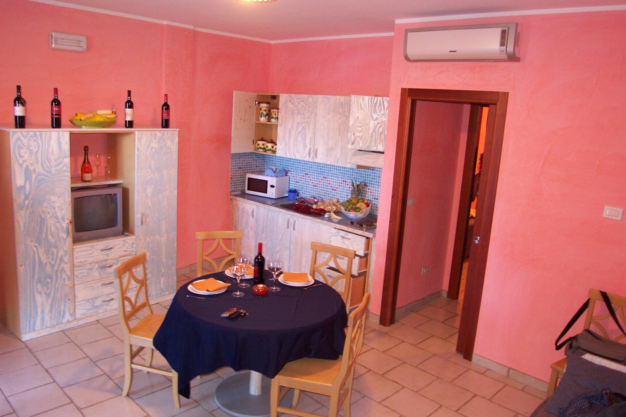 Interno appartamento villaggio Punta Grossa Porto Cesareo