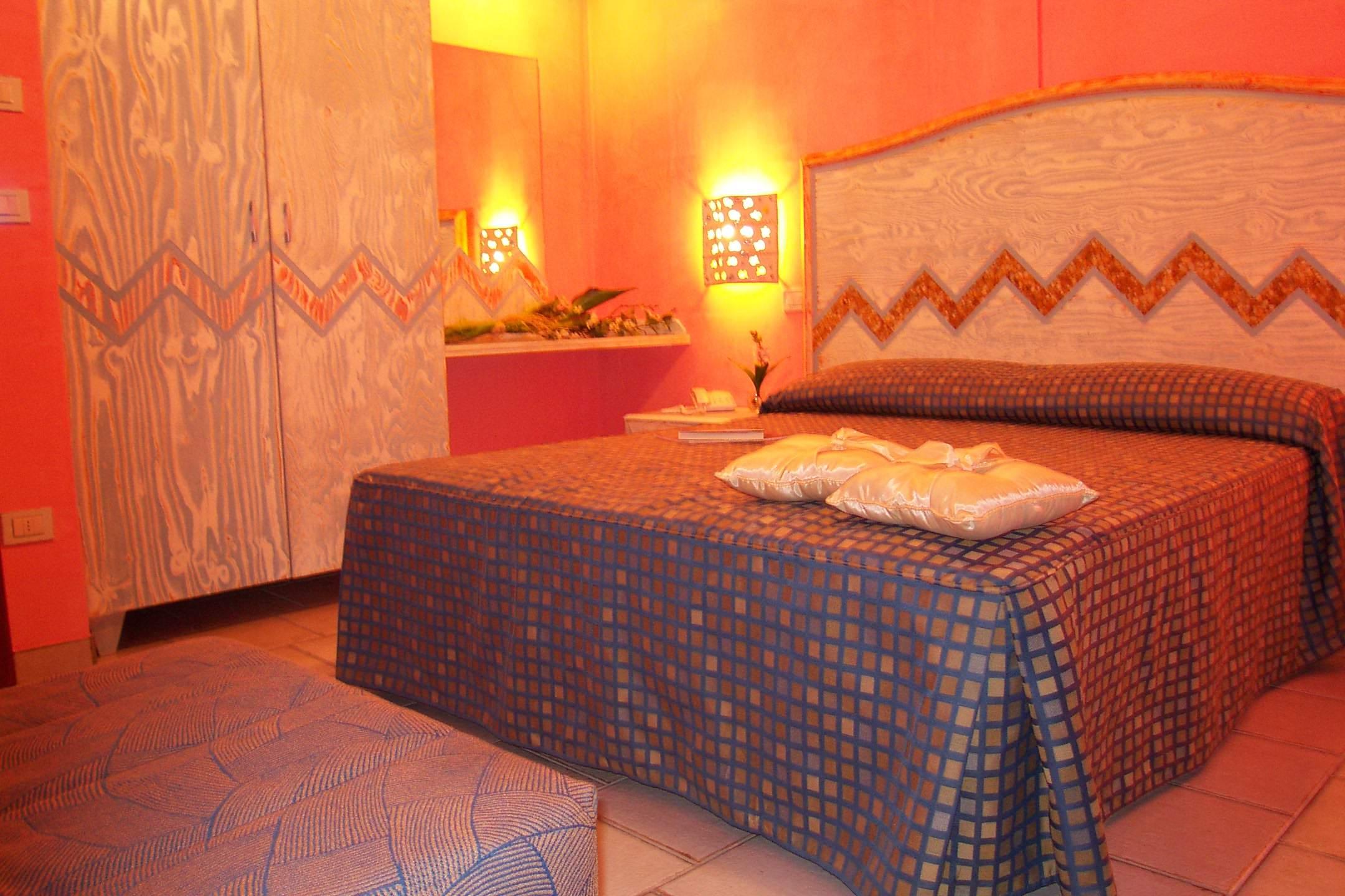 Camera matrimoniale villaggio Punta Grossa Porto Cesareo