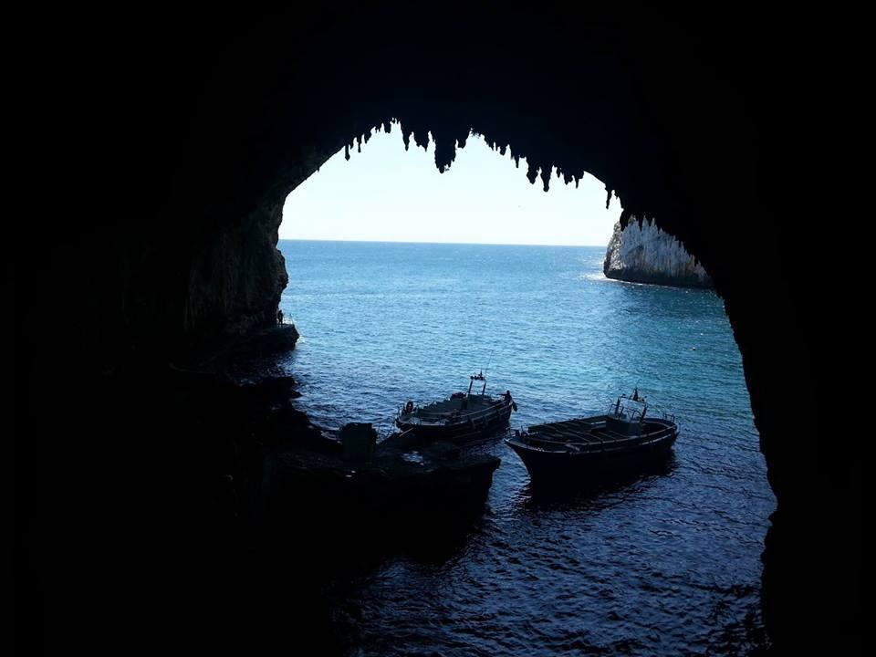 Grotta Zinzulusa  Hotel Orsa Maggiore Castro Marina, Lecce