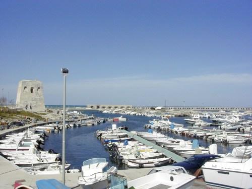 Il porto turistico di San Foca, Lecce