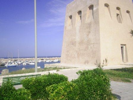 La torre di San Foca, Lecce