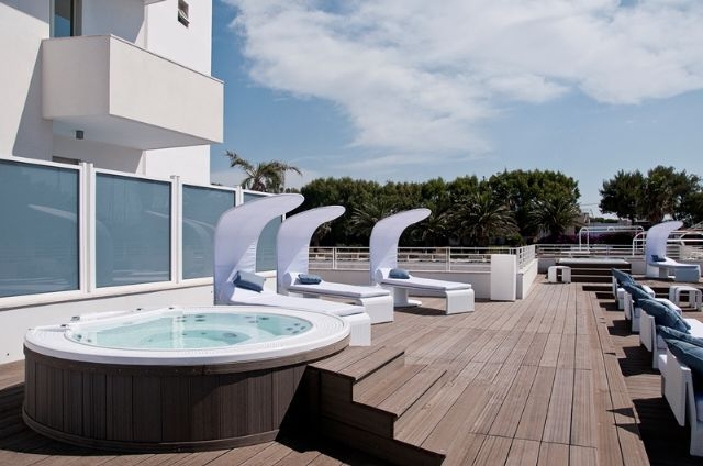 Jacuzzi Isola di Pazze Hotel Resort and Spa Torre San Giovanni, Ugento