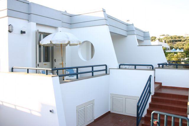 Soggiorno appartamenti Residence Miramare a Torre Vado