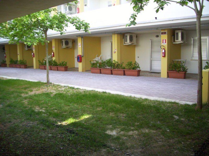 Appartamenti del Residence Solaris litoranea adriatica Salento