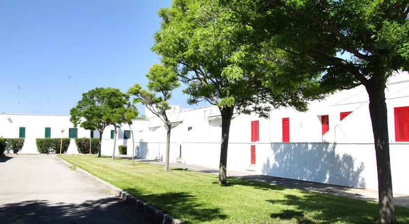 Gli appartamenti di Villaggio Conca Specchiulla Otranto