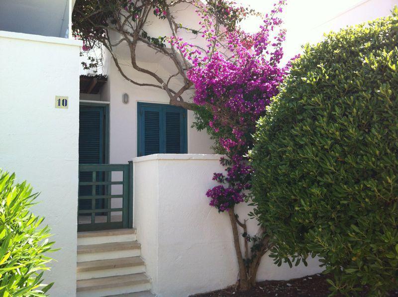 Esterno appartamenti Conca Specchiulla Otranto