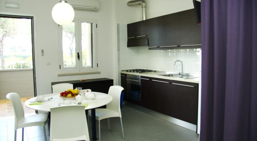 Soggiorno appartamenti Conca Specchiulla Otranto