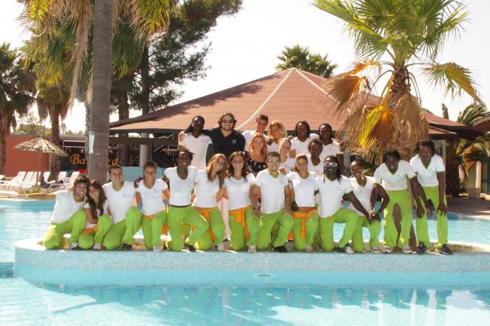 Gruppo animazione Frizzart Vacanze, Lecce
