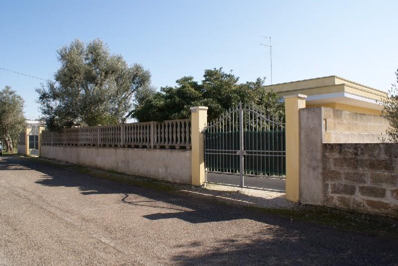 Esterno villette Mimose Porto Cesareo