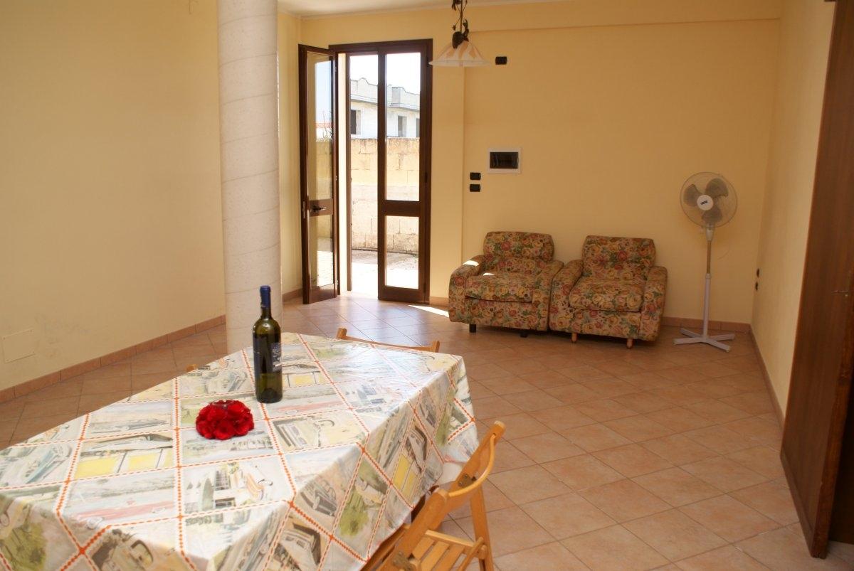 Particolare del soggiorno Villette le Mimose Porto Cesareo
