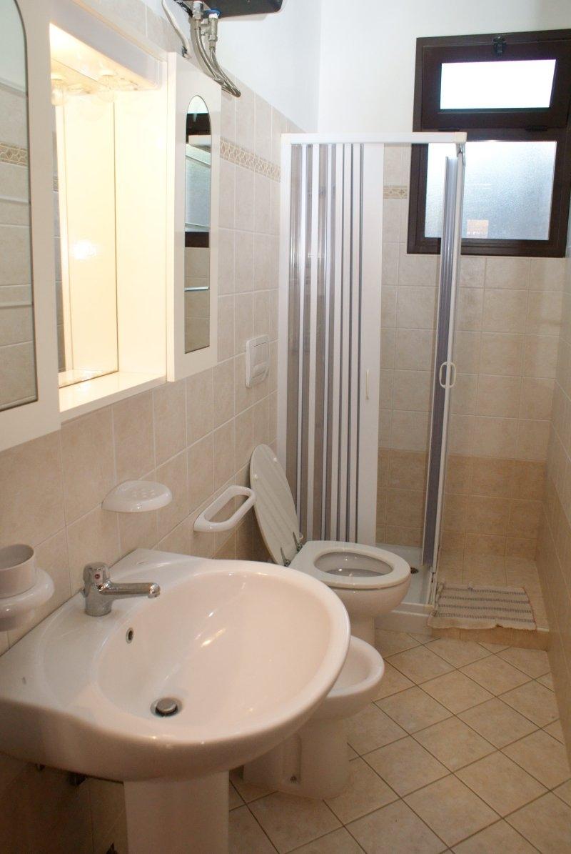 Bagno con box doccia Villette le mimose Porto Cesareo