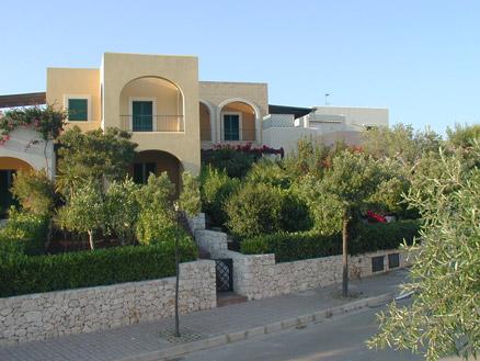 Affitto Appartamenti con giardino a Santa Cesarea Terme (Lecce)