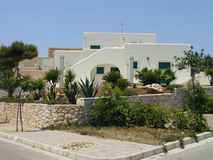 Appartamenti residenziali in affitto per vacanze a Santa Cesarea Terme (Puglia)