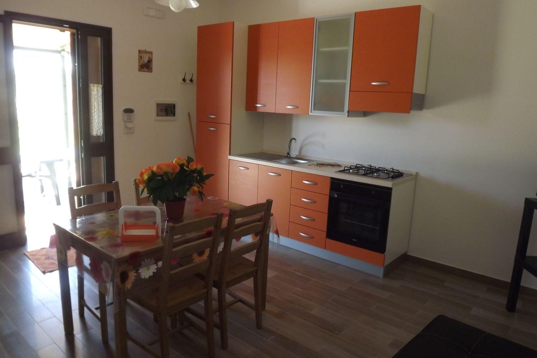 Angolo Cottura Appartamento Arancio Le Cinque Dimore Poggiardo,Lecce
