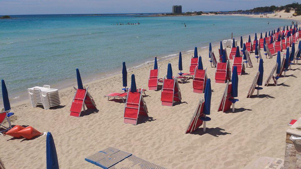 Spiaggia Le Dune Suite Hotel Porto Cesareo