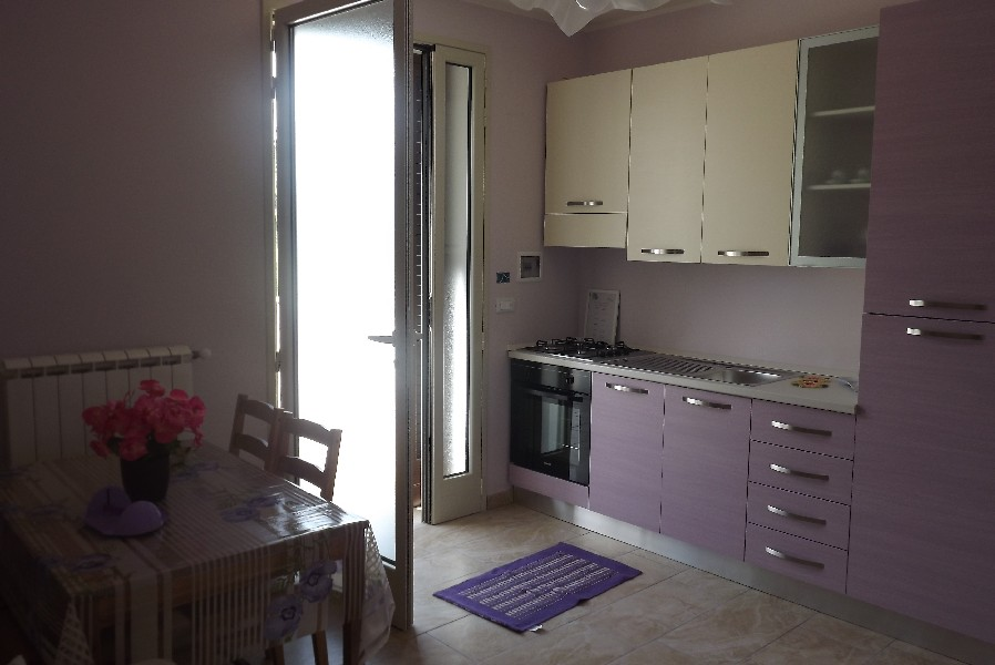 Cucina Appartamento Viola Giurdignano, Lecce