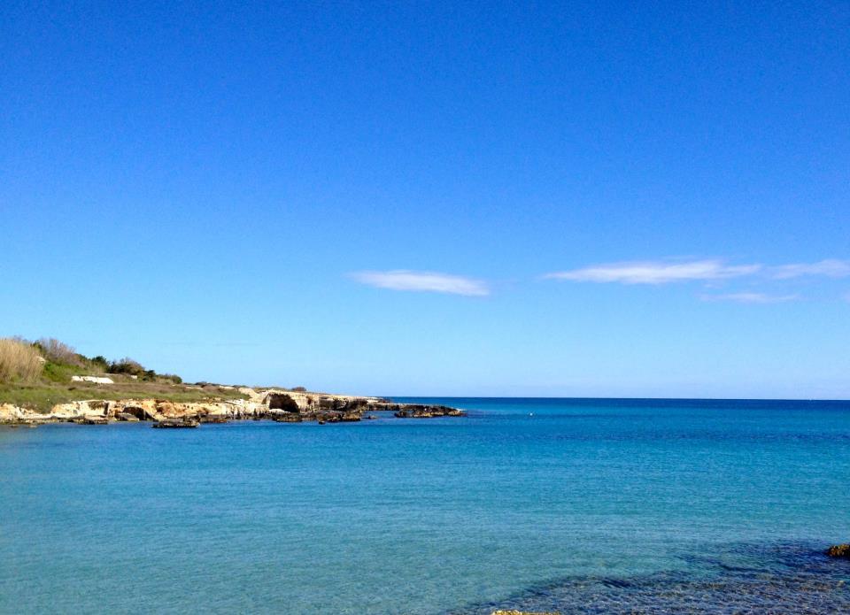 mare di Otranto distante pochi km. da Giurdignano (Lecce)