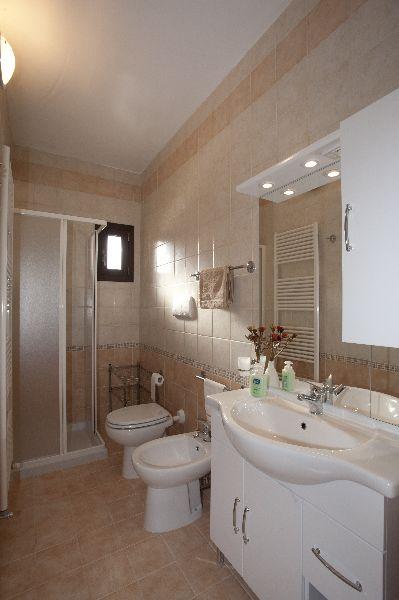 bagno bilocale B&B Sweet Home Salento Melendugno, Lecce