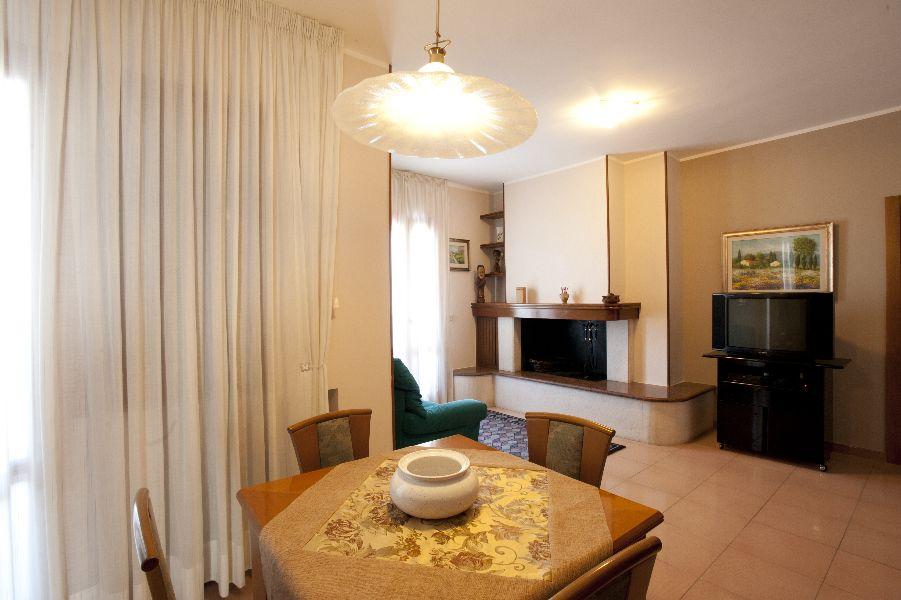 soggiorno appartamento B&B Sweet Home Salento Melendugno, Lecce