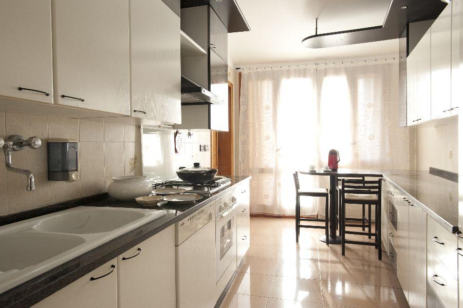 Cucina appartamento B&B Sweet Home Salento Melendugno, Lecce