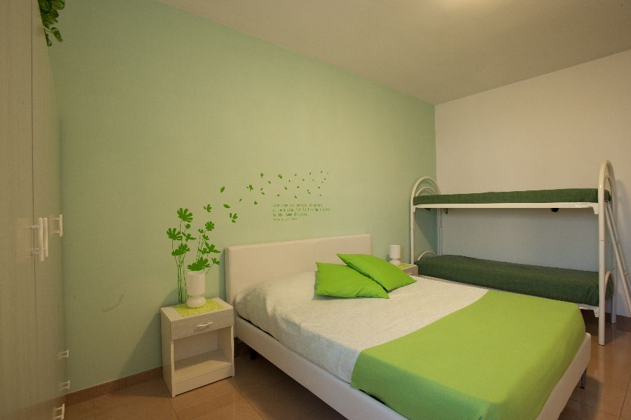 Camera appartamento B&B Sweet Home Salento Melendugno, Lecce