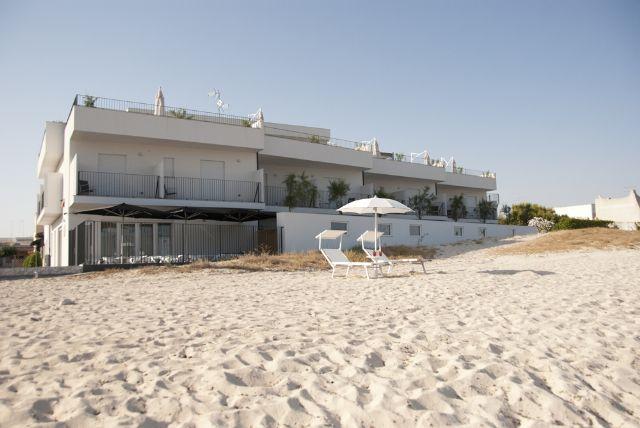 Hotel La Spiaggia Torre Lapillo, Lecce