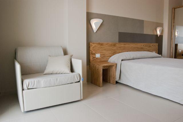 Camera Hotel La Spiaggia Torre Lapillo, Lecce