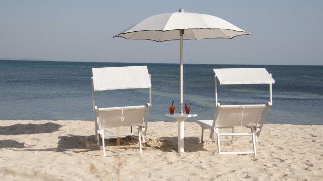 Spiaggia Hotel La Spiaggia Torre Lapillo, Lecce