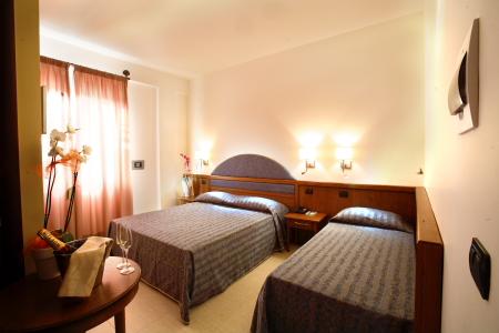 Camera matrimoniale Hotel Posidonia a Porto Cesareo, Lecce