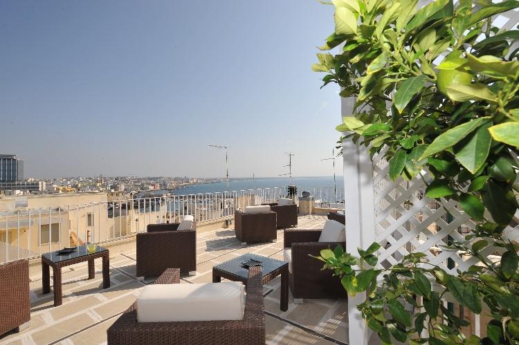 Hotels Palace & Palace Gallipoli, Lecce