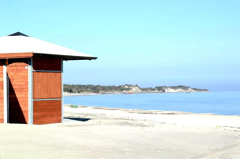 Spiaggia Ionio, Lecce