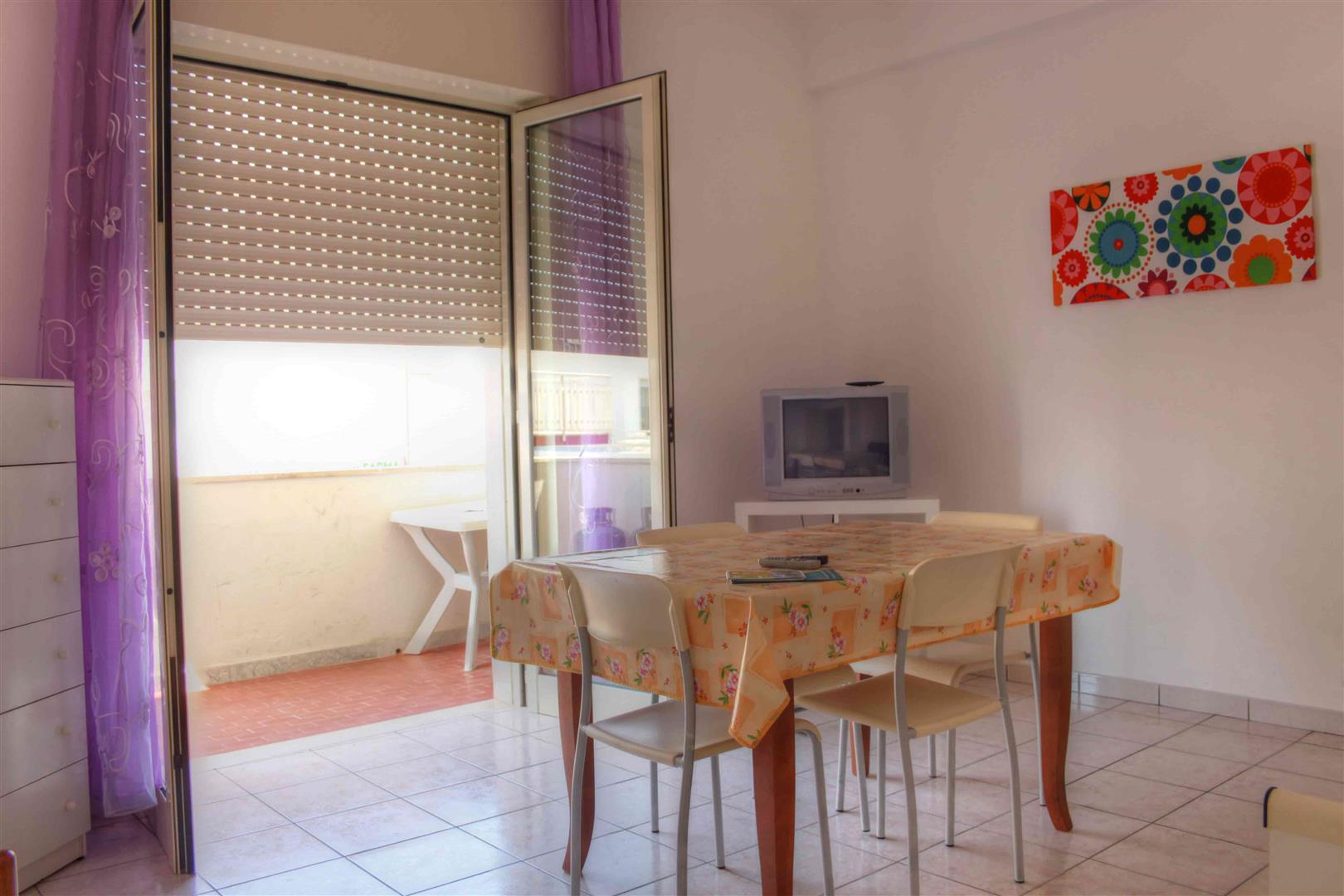 Soggiorno appartamenti San Foca Centro