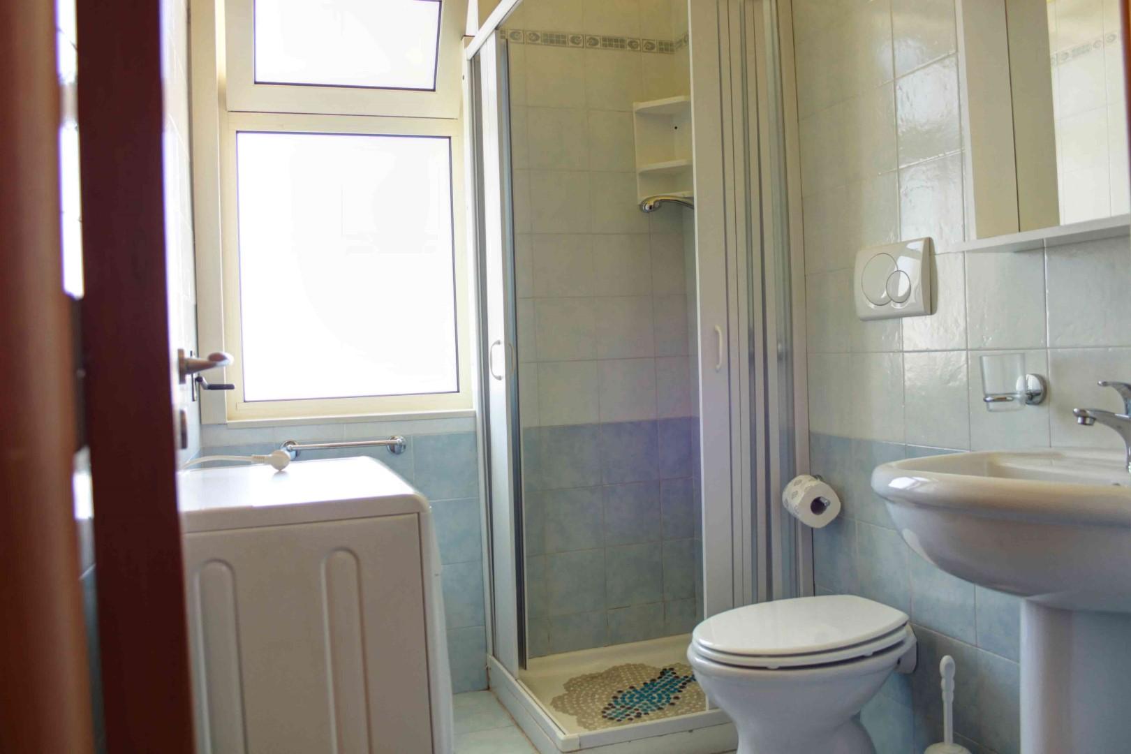 Bagno appartamento San Foca Centro