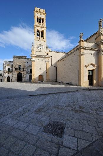 Chiesa a Specchia