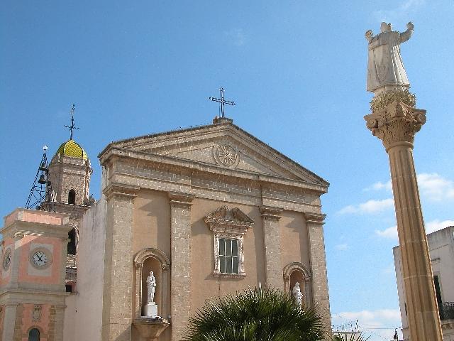 Chiesa Madre a Taviano